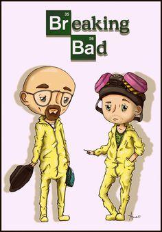 Breaking bad!