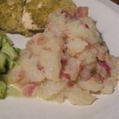Bacon Turnip Mash