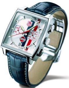 TAG Heuer Monaco Stripes: Stars? | TAG Heuer Watch Reviews