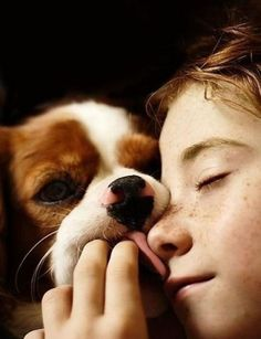 TOP 10 Heartwarming Photos Of Children With Their Pets - Page 2 of 8 - Top Inspired