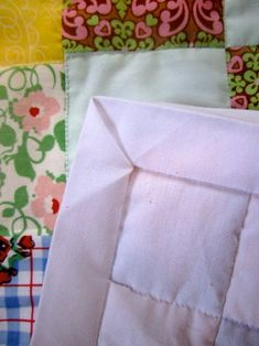 How to Sew a Quilt! (quilting : 33 Steps (with Pictures) - Instructables Beginner Quilt Patterns, Quilting For Beginners, Quilt Block Patterns, Beginner Quilting, Quilt Blocks, Quilting 101, Quilting Tutorials, Quilting Projects, Quilting Ideas
