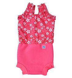 Clothing, Shoes & Accessories Splash About Sz 3-6 Months Wetsuit Upf 50 Snap Closure Pink