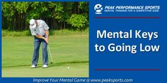 Going low is always a challenge for golfers even on the PGA Tour. Read more for the mental keys you need to go low. #peaksport #golf #jimfuryk http://www.peaksports.com/sports-psychology-blog/how-to-go-low-like-jim-furyk/#utm_sguid=169562,a21068f2-7b2c-10b9-95b5-83c008d42e45