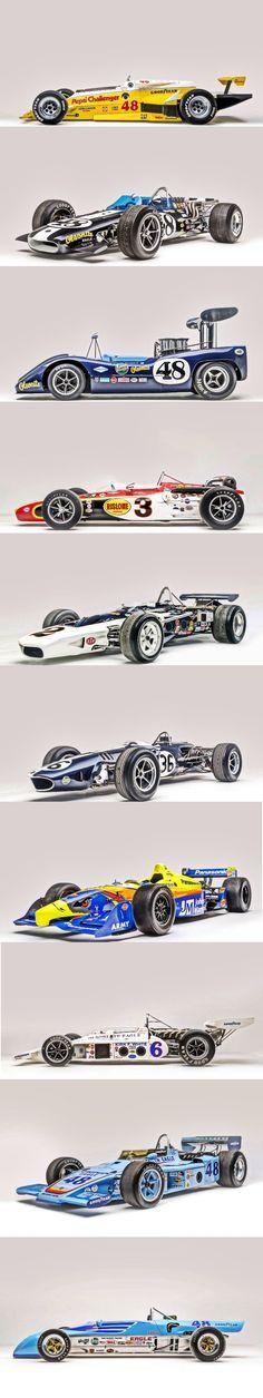 Dan Gurney's Remarkable Race Cars