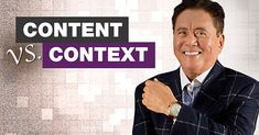 The Difference Between Content and Context and the Battle for Your Child's Mind Different, Personal Finance, Your Child, Battle, Things To Come, Mindfulness, King, Content, Future