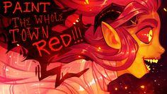 (Ava's Demon) This webcomic go hard, though.