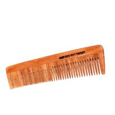 Grzebień do brody i włosów Damn Good Soap Company #beard #beardcare #BeardManPL