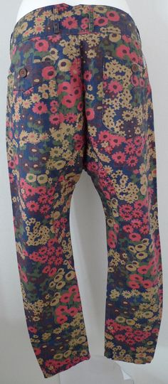 cd507a05c1bcca Hose Freizeithose Damen Flower col NIGHTFALL CAMO div GR 19435 in Kleidung    Accessoires