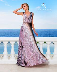 Vestidos de Fiesta, Vestidos de madrina, Vestidos para boda, Vestidos de Coctel 2016. Colección Primavera Verano Completa 2016. Sonia Peña - Ref. 1160042