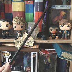 "3,534 Likes, 25 Comments - Shauna | Books For Shauna ⚡️ (@weasleysbook) on Instagram: ""I finally got Dracos wand which is one that I've wanted for SO long, I love it so much"""