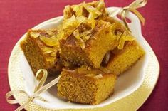 Ginger polenta cake recipe - goodtoknow