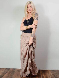 Secret Oath Maxi Skirt