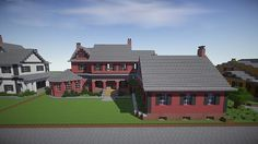 Bilderesultat for minecraft mansion ideas