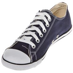 2bff7cc32d95 These Converse Chuck Taylor Slim OX shoes in Athletic Navy are great for  the warmer weather! They have the same comfort you can expect from Converse  but ...
