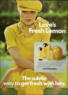 I was obsessed with this fragrance as a young girl.