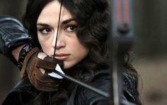 "Crystal Reed, ""Teen Wolf"", 2011 #archery"