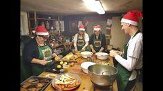 Einmalig im Spreewald - Weihnachtsfeier