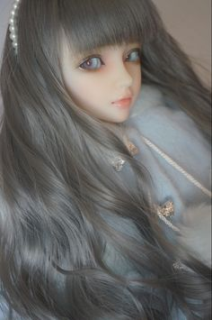 Amy by Angell-studio on DeviantArt Anime Dolls, Ooak Dolls, Blythe Dolls, Girl Dolls, Barbie Dolls, Pretty Dolls, Beautiful Dolls, Enchanted Doll, Kawaii Doll