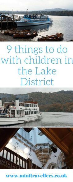 9 Things to do with Children in the Lake District - Mini Travellers - Family Travel & Family Holiday Tips Days Out With Kids, Family Days Out, Stuff To Do, Things To Do, Ghost And Ghouls, Hiking With Kids, Cumbria, Family Adventure, Lake District