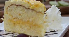 This Copy Cat Recipe Of Olive's Garden Lemon Cream Cake Tastes So Spot On We Couldn't Believe It Was Homemade!