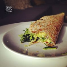 Quick Healthy Dinners at My House: Kale Wraps - Honestly Pure - Honestly... The Honest Company Blog