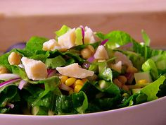 Garbanzo Bean and Zucchini Salad Recipe : Giada De Laurentiis : Food Network