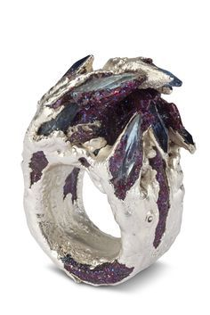 Maud Traon Precious Metal Series MT-2013-1-02