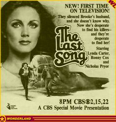 THE LAST SONG -  1980