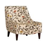 "RC Willey - 32"" Maple Leaf Upholstered Accent Chair"