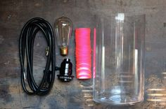 DIY-Pendant-Light