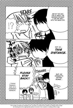 Lol Takano (ok so this is technically from the Sekai Ichi Hatsukoi manga and not from the anime but whatever)