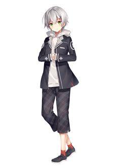 No larger size available Kawaii Anime Girl, Anime Art Girl, All Anime, Manga Anime, Game Character, Character Design, Chibi, Boys Wallpaper, Anime Girl Drawings
