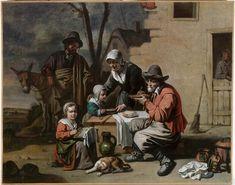 Le Nain Antoine (1600 1610 1648) (école de)