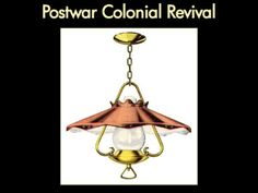 A Century of Lighting Styles – Colonial Revival, Part 2 | Rejuvenation
