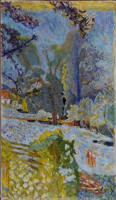 Décor à Vernon, 1920-1939, Pierre Bonnard - Photo voyage