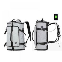 Smart Unisex Anti Theft Travel Backpack Suitable for Inch Laptop With USB -  People Gadgets 8bef6f22cf837