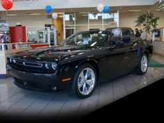 2015 Dodge Challenger R/T Convertible