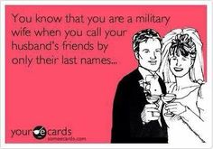 And don't even know their first names!