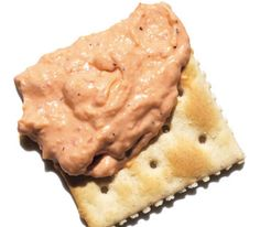 Pimiento Cheese Dip. Serve with pork rinds for low carb