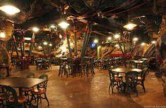 Vulcania Restaurant at DisneySea Tokyo Disney Sea, Tokyo Disney Resort, Steampunk, Tokyo Restaurant, Disneyland, Mystery, Chandelier, Ceiling Lights, Island