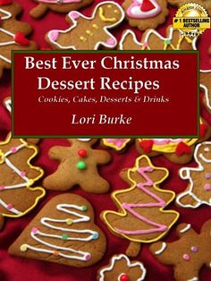 FREE e-Cookbook: Best Ever Christmas Dessert Recipes