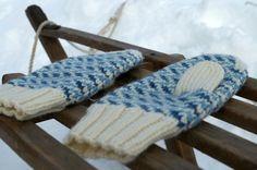Full Sail Mittens - free pattern on Ravelry
