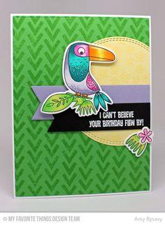 Résultats de recherche d'images pour «birds of paradise mft stamp sur pinterest»