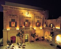 The Xara Palace Hotel in Malta