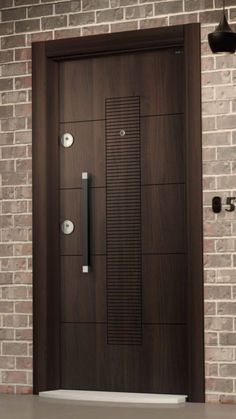 Are you looking for the best wooden doors for your home that suits perfectly? Then come and see our new content Wooden Main Door Design Ideas. Main Entrance Door Design, Wooden Main Door Design, Door Gate Design, Bedroom Door Design, Door Design Interior, Modern Entrance Door, Bedroom Doors, Modern Front Door, Entrance Doors