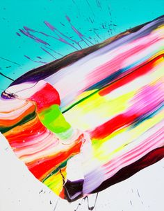 Official site of Yago Hortal, artist based in Barcelona Abstract Pattern, Abstract Art, Psychedelic Colors, Pretty Backgrounds, Amazing Paintings, Art For Art Sake, Oeuvre D'art, Les Oeuvres, Art Inspo
