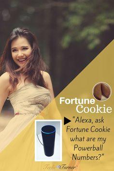 Alexa Skill:Fortune Cookie- www.theteelieblog.com Enable the Fortune Cookie skill in the Alexa App.  #amazonalexa