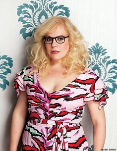 Eccentric in a Dress: Style Crush: Kirsten Vansgness aka Penelope Garcia