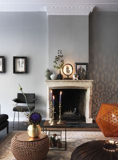Een grachtenpand met een mix van chic, vintage en modern design - Roomed