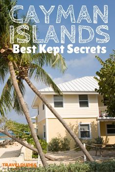 Grand Cayman's Best Kept Secrets | Famous for stunning beaches and breathtaking sunsets, the Cayman Islands are also noted as one of the World's Friendliest Countries | Travel Dudes Social Travel Community